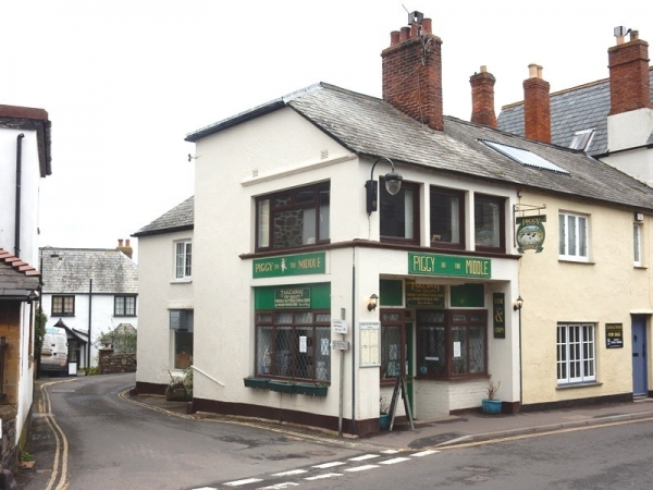 Fish and Chip Takeaway and Restaurant For Sale Porlock 01 R158