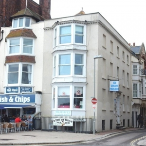 Ice Cream Parlour and 2 Flats For Sale Weymouth 01 R148